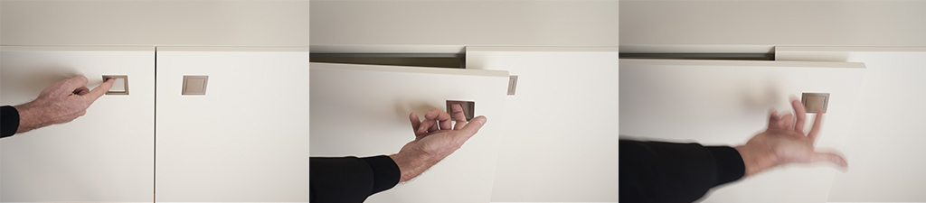 mobile basso, contenitore, design, milano, ettore lariani, cabinet, tv