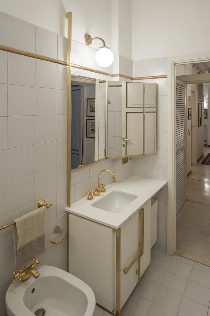 Mobile bagno, design, milano, ettore lariani, bathroom